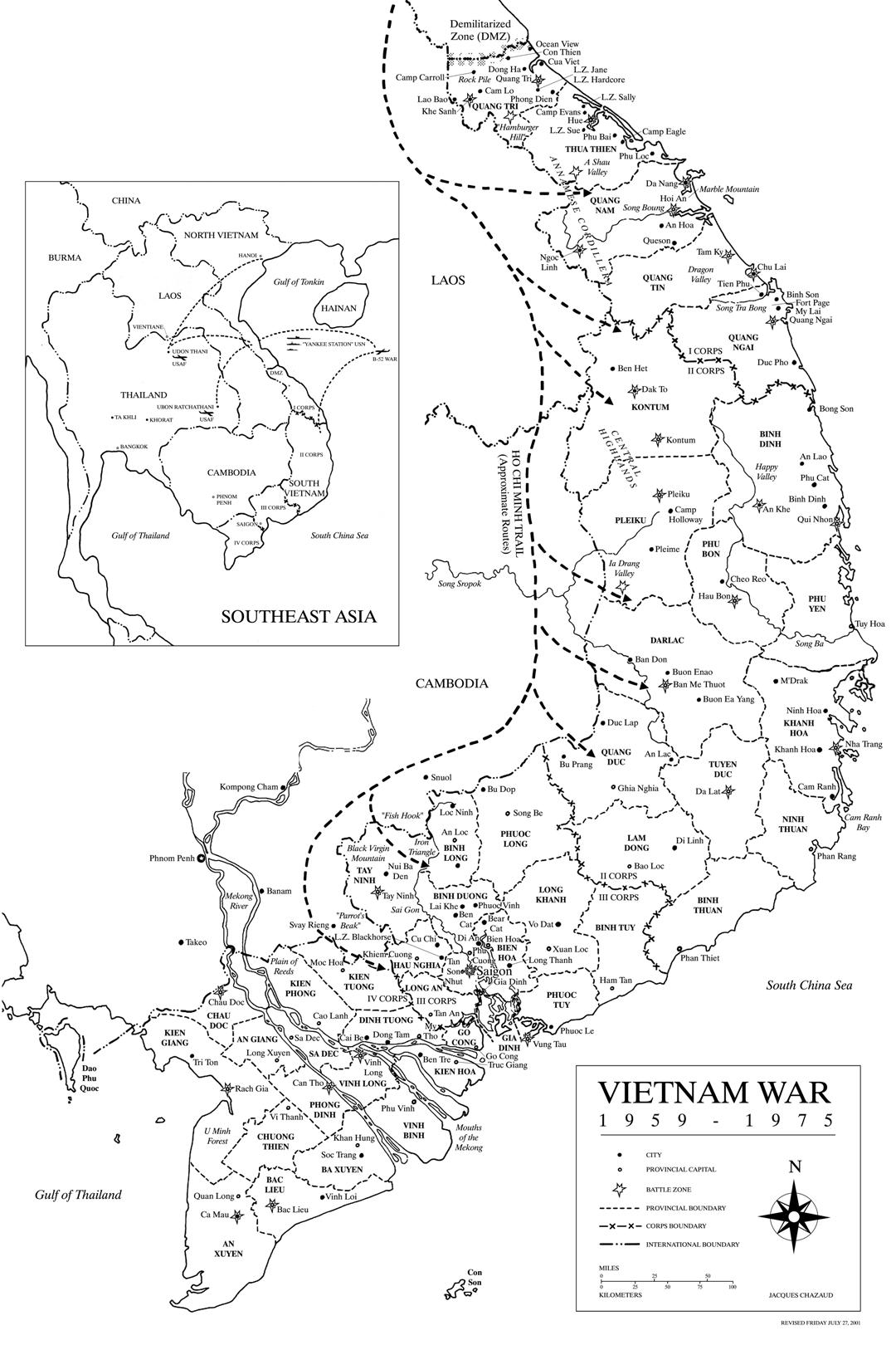 Friends Of The Vietnam Veterans Plaza Map Of Vietnam Vietnam War - Map of us bases in south vietnam